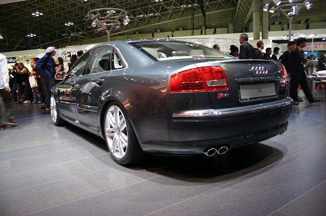 Cool Cars And Fast Cars Audi S8 Smart Wallpapers