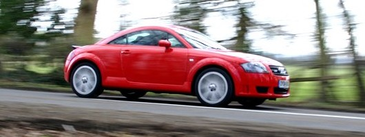 2004 Audi Tt 32 Litre V6 Quattro Review Car Reviews By Car