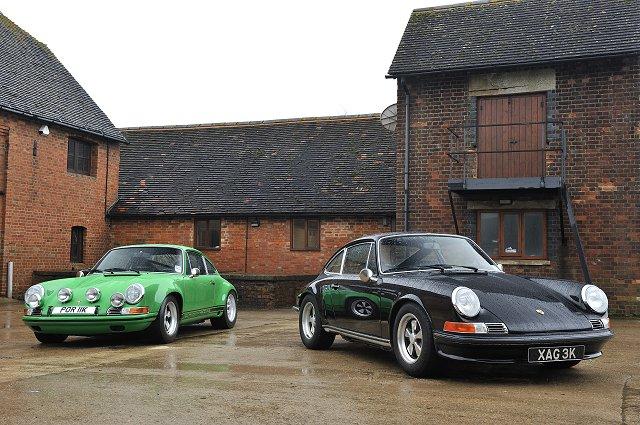 Porsche specialist Autofarm under new ownership. Image by Max Earey.