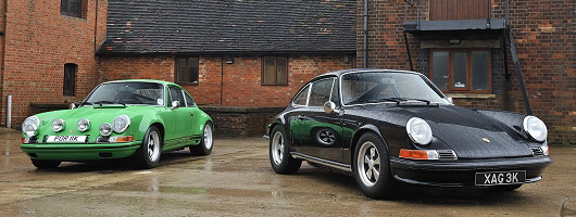 Porsche specialist Autofarm under new ownership. Image by Max Earey.