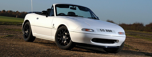 bbr mazda mx 5 anniversary edition car reviews by car enthusiast. Black Bedroom Furniture Sets. Home Design Ideas