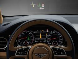 2015 Bentley Bentayga. Image by Bentley.