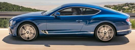 Bentley promises 'exciting new car' in Geneva. Image by Bentley.