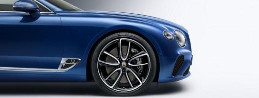 Bentleys gain special Centenary Specification. Image by Bentley.