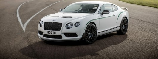 Bentley's 'fastest' car ever. Image by Bentley.