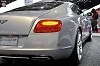 2011 Bentley Continental GT.