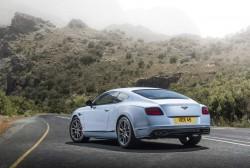 2015 Bentley Continental GT. Image by Bentley.