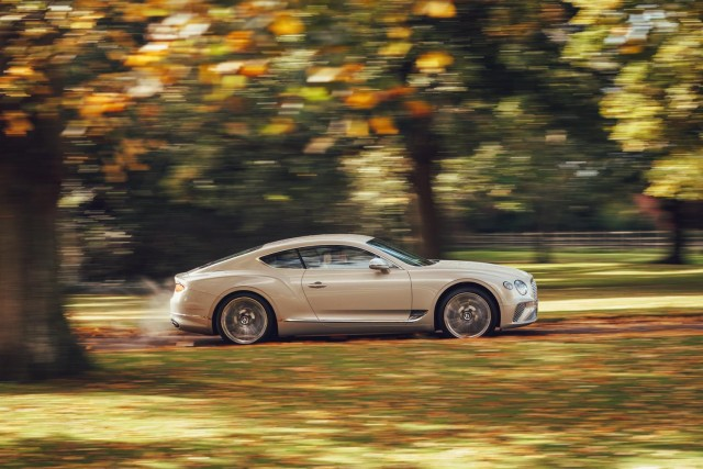 First drive: Bentley Continental GT Mulliner. Image by Richard Pardon.