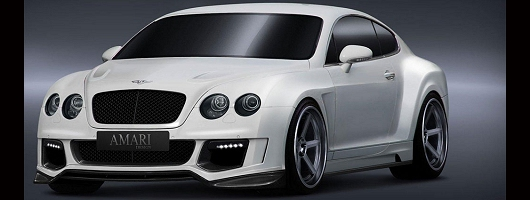 Brit-tuned Bentley gets 750bhp. Image by Amari.