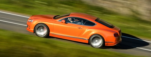 First drive: Bentley Continental GT Speed (2015MY). Image by Bentley.