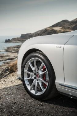 2014 Bentley Continental GT V8 S. Image by Bentley.