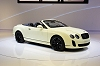 2010 Bentley Continental Supersports Convertible.