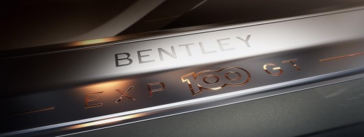 Bentley breaks records as it heads for electric future. Image by Bentley.