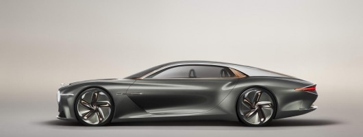 Bentley unveils a vision of 2035 luxury. Image by Bentley.