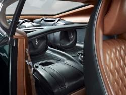 2015 Bentley EXP 10 Speed 6 concept. Image by Bentley.