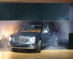 2012 Geneva Motor Show. Image by Newspress.