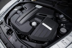2014 Bentley Flying Spur V8. Image by Bentley.