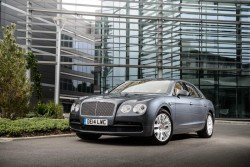 2014 Bentley Flying Spur V8. Image by Bentley.