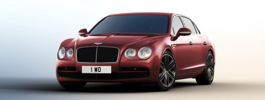 Bentley adds Beluga spec to Flying Spur. Image by Bentley.