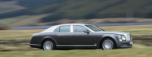 First Drive Bentley Mulsanne  Car Reviews  by Car Enthusiast