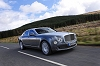 2010 Bentley Mulsanne. Image by David Shepherd.