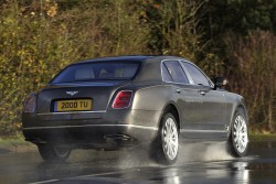 2012 Bentley Mulsanne Mulliner Driving Specification. Image by Max Earey.