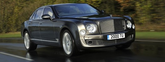 First drive: Bentley Mulsanne Mulliner Driving Specification. Image by Max Earey.