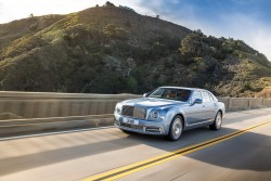 2016 Bentley Mulsanne. Image by Bentley.