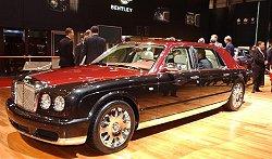 2004 Bentley Arnage. Image by www.salon-auto.ch.