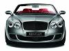 2009 Bentley Continental GTC Speed.
