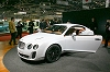 2009 Bentley Continental Supersports.