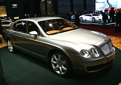 2005 Bentley Flying Spur. Image by Shane O' Donoghue.
