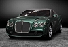 Bentley GTZ Zagato.