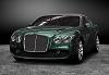 Bentley GTZ Zagato.