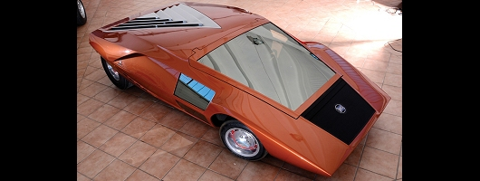 Bertone sells concept collection. Image by Bertone.