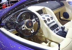 2005 Bizzarrini GT. Image by Shane O' Donoghue.