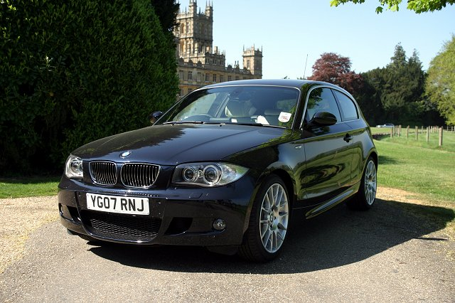 the car enthusiast image gallery 2007 bmw 130i m sport. Black Bedroom Furniture Sets. Home Design Ideas