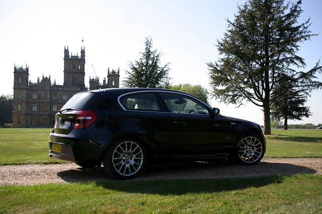 The Car Enthusiast Image Gallery 2007 Bmw 130i M Sport