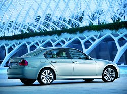 2005 BMW 3-series. Image by BMW.