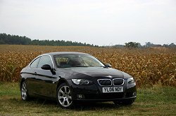 2006 BMW 3 Series Coupe. Image by Shane O' Donoghue.