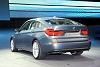 2009 BMW 5 Series Gran Turismo.