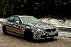 2010 BMW 5 Series spy shots. Image by Kyle Fortune.