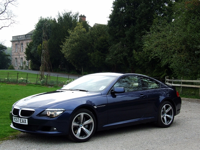 The Car Enthusiast | image gallery | 2008 BMW 635d |