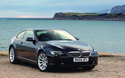 2005 BMW 650i. Image by BMW.