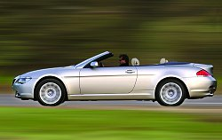 2004 BMW 645Ci Convertible. Image by BMW.
