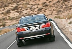 2008 BMW 7 Series. Image by BMW.