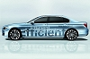 Hybrid BMW 7 Series gets active. Image by BMW.
