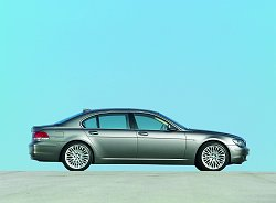 2005 BMW 7-series. Image by BMW.