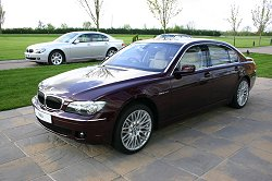 2005 BMW 7-series. Image by Shane O' Donoghue.