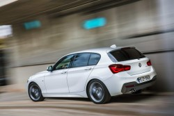 2015 BMW 1 Series M Sport. Image by BMW.